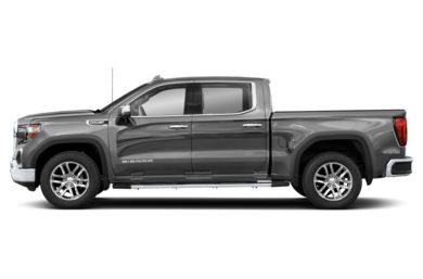 90 Degree Profile 2019 GMC Sierra 1500