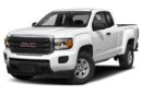 3/4 Front Glamour 2019 GMC Canyon