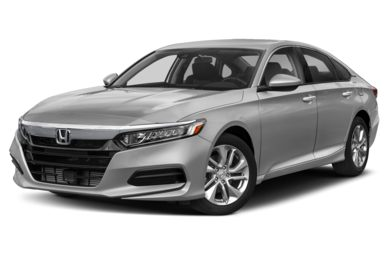 3 4 Front Glamour 2019 Honda Accord