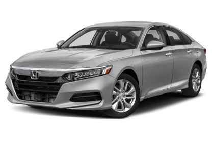 3/4 Front Glamour 2020 Honda Accord