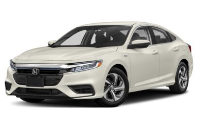 3 4 Front Glamour 2019 Honda Insight