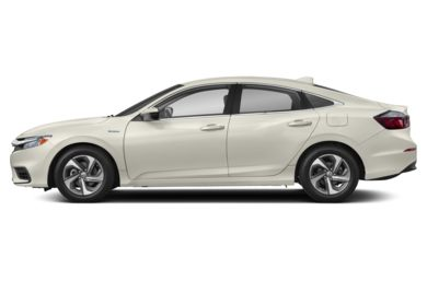 90 Degree Profile 2019 Honda Insight