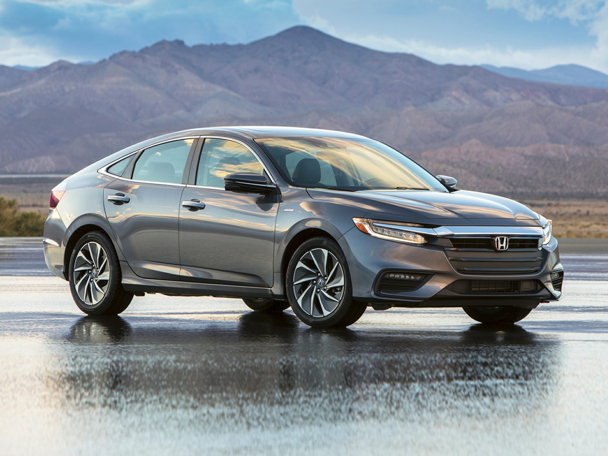 The Original Insight Was First Gasoline Electric Hybrid Available For North American Market Beating Toyota Prius By Six Months