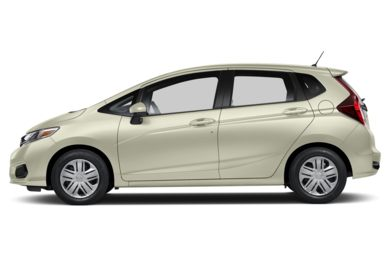 90 Degree Profile 2019 Honda Fit