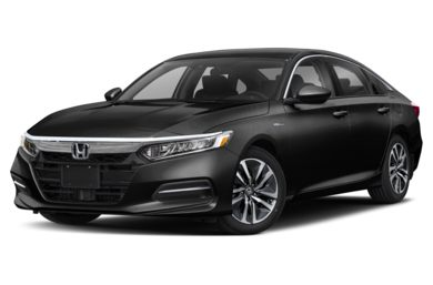 3 4 Front Glamour 2019 Honda Accord Hybrid