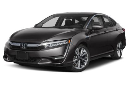 3/4 Front Glamour 2021 Honda Clarity Plug-In Hybrid