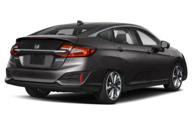 3 4 Rear Glamour 2019 Honda Clarity Plug In Hybrid