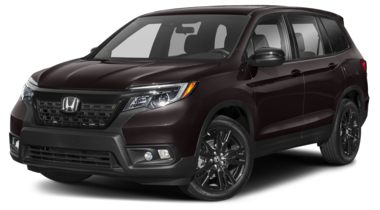 2020 Honda Passport Color Options Carsdirect