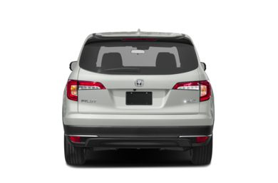 Rear Profile  2019 Honda Pilot
