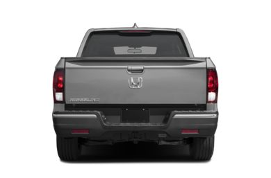 Rear Profile  2019 Honda Ridgeline