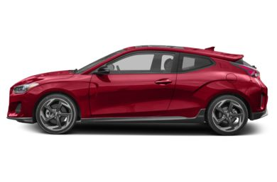 90 Degree Profile 2019 Hyundai Veloster