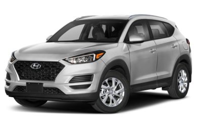 3 4 Front Glamour 2019 Hyundai Tucson