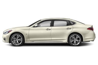 90 Degree Profile 2019 INFINITI Q70