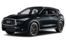 3/4 Front Glamour 2019 INFINITI QX50
