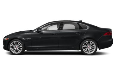 90 Degree Profile 2019 Jaguar XF
