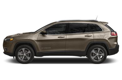 90 Degree Profile 2019 Jeep Cherokee