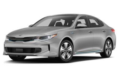 3 4 Front Glamour 2019 Kia Optima Plug In Hybrid