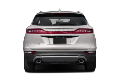 Rear Profile  2019 Lincoln MKC
