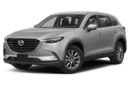 3/4 Front Glamour 2019 Mazda CX-9