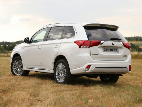 2019 Mitsubishi Outlander Phev Deals Prices Incentives