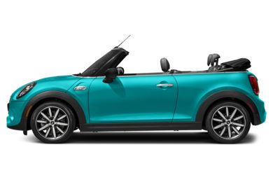 90 Degree Profile 2019 MINI Convertible