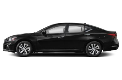 90 Degree Profile 2019 Nissan Altima