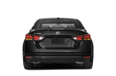 Rear Profile  2019 Nissan Altima