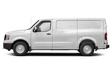 90 Degree Profile 2018 Nissan NV Cargo NV3500 HD