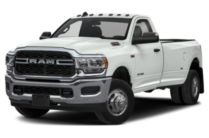 3/4 Front Glamour 2021 RAM 3500