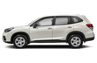 90 Degree Profile 2019 Subaru Forester