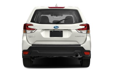Rear Profile  2019 Subaru Forester