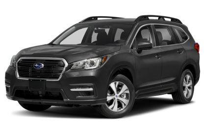 3/4 Front Glamour 2020 Subaru Ascent