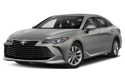 3/4 Front Glamour 2020 Toyota Avalon