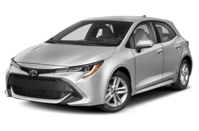 2019 Toyota Corolla Hatchback Deals Prices Incentives Leases