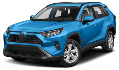2019 Toyota Rav4 Color Options Carsdirect