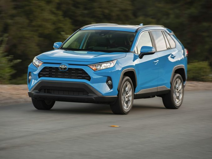 Systems With A Multi Terrain Select Drive Control Round Out The Top Changes For Year Toyota Markets Rav4 Hybrid Variant Separately
