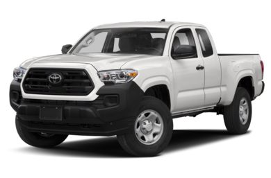 2019 Toyota Tacoma Deals Prices Incentives Leases Overview