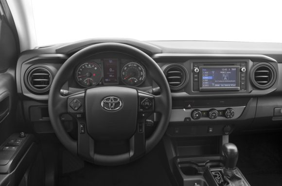 Tacoma V6 Towing Capacity >> 2019 Toyota Tacoma Deals, Prices, Incentives & Leases ...