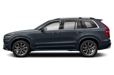90 Degree Profile 2019 Volvo XC90