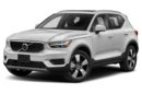 3/4 Front Glamour 2019 Volvo XC40