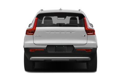 Rear Profile  2019 Volvo XC40
