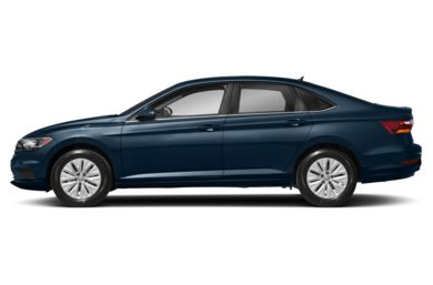 90 Degree Profile 2019 Volkswagen Jetta