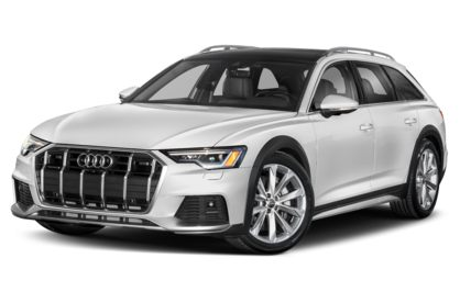 3/4 Front Glamour 2021 Audi A6