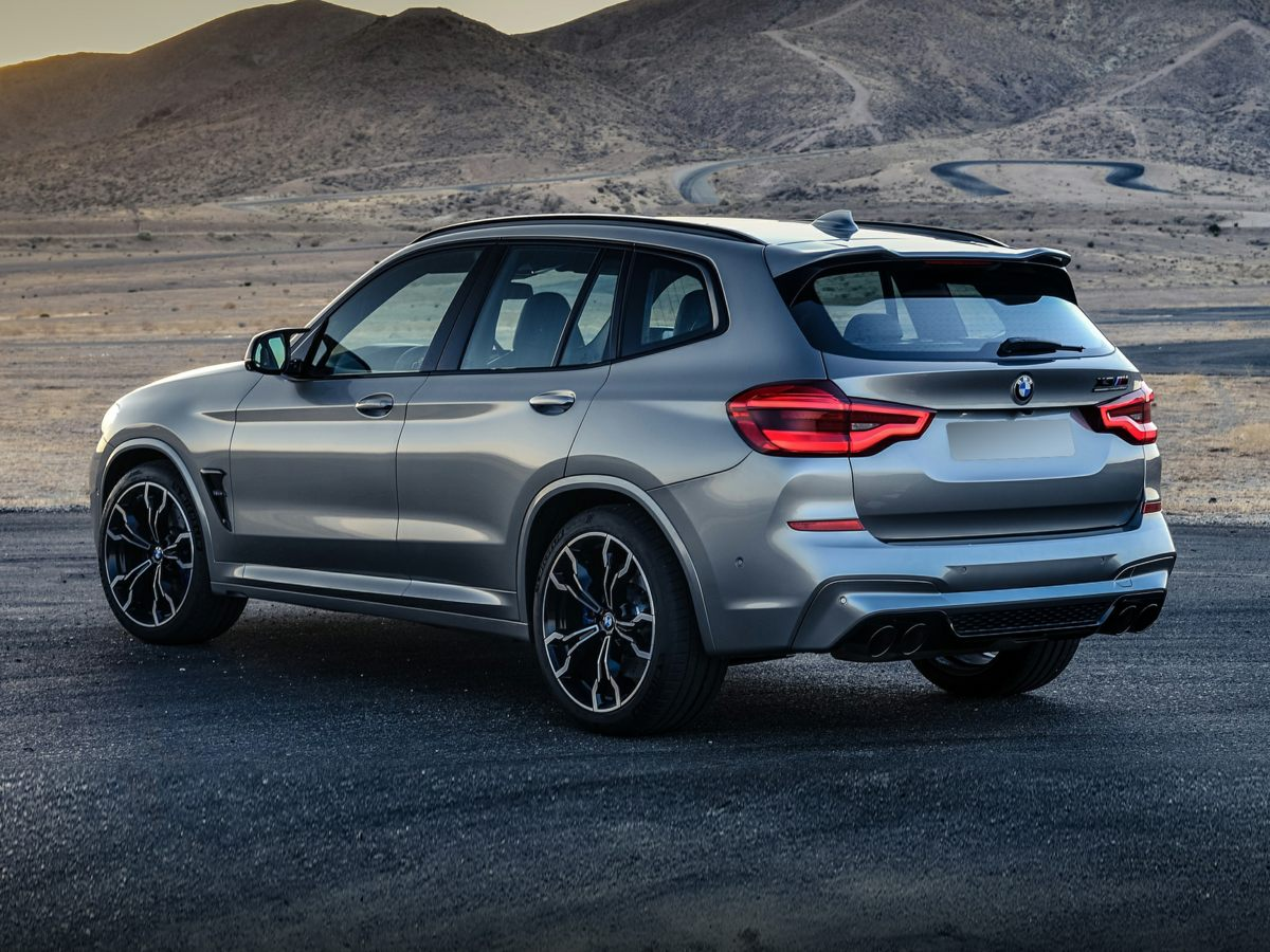 2021 BMW X3 M Deals, Prices, Incentives & Leases, Overview ...