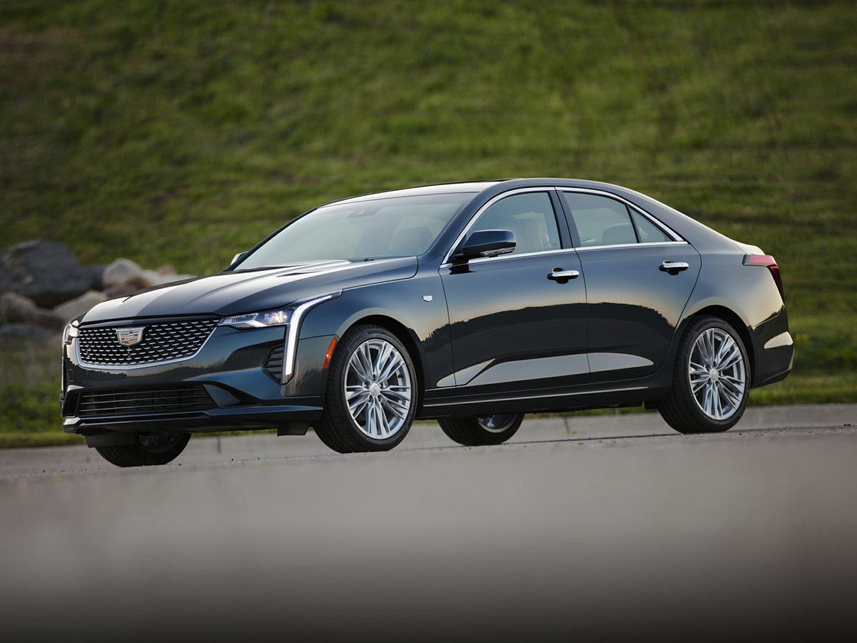 2020 Cadillac CT4 Deals, Prices, Incentives & Leases ...