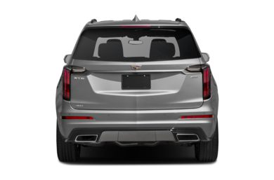 Rear Profile  2020 Cadillac XT6