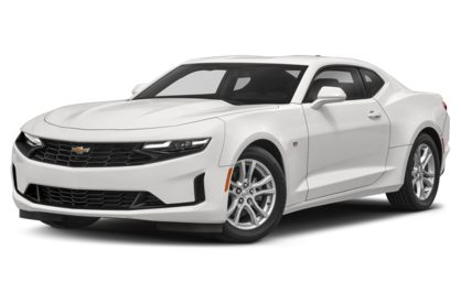 3/4 Front Glamour 2021 Chevrolet Camaro