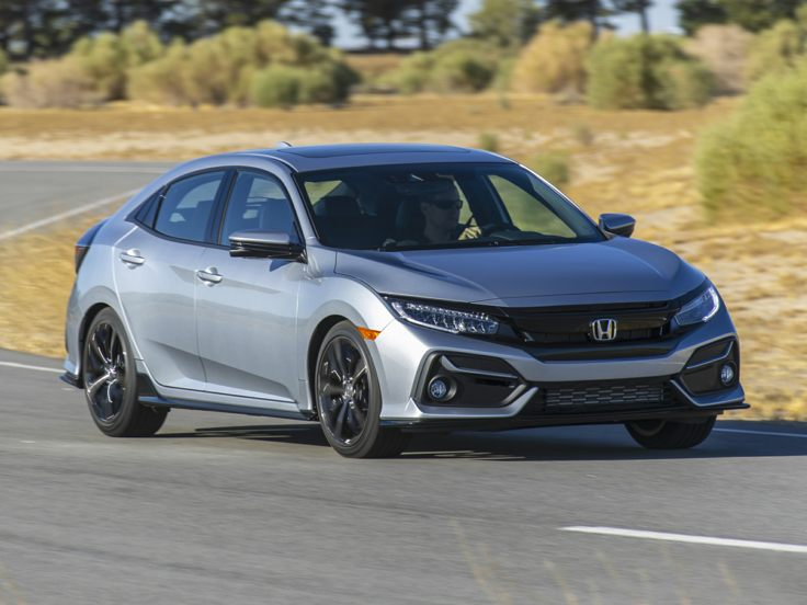 2021 Honda Civic Prices Reviews Vehicle Overview Carsdirect