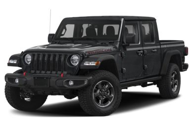 3 4 Front Glamour 2020 Jeep Gladiator