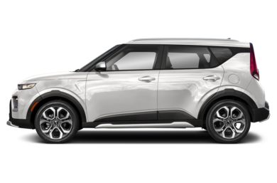 90 Degree Profile 2020 Kia Soul